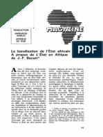Bayart, Banalisation. PDF