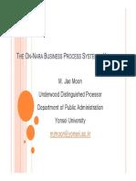 procesos de Negocios en el Gobierno - Koreaticas publicas