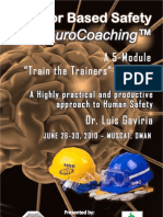Behavior Based Safety and NeuroCoaching Training the Trainers