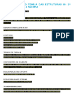 Resumo Teórico Teoria Das Estruturas III