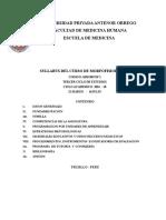 Syllabus Morfo i 2016-i (1)