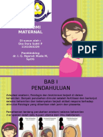 Anatomi Maternal Fix EKA