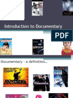 introduction to documentary ppt