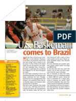 Speak Up #273 -- American basketball in Brazil