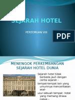 8 Sejarah Hotel 20141223