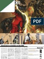 Novedades de ECC Ediciones para julio de 2016