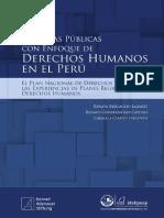 Políticas Públicas Con Enfoque de Derechos Humanos en El Perú
