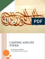 Casting Types -1