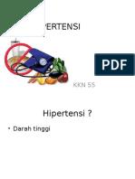 HIPERTENSI kkn
