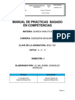 Manual Por Competencias de Quimica Analitica