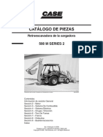 Case Catalogo Tecnico 580m