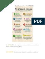 Pilares Fundamentales en la carrera profesional del Psicólogo.docx
