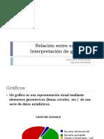 3ª Clase - 2015 - Relacion Entre Variables - Interpretacion de Graficos I (Para PDF)