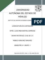 Grupo Rotoplas, S.a.B. de C.V.