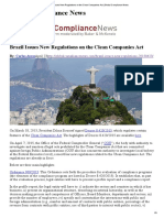 Brazil Issues New Regulations on the Clean Companies Act _ Global Compliance News.pdf