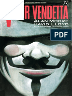 V for Vendetta - Allan Moore, David Lloyd