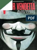 V for Vendetta - Allan Moore, David Lloyd