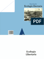 Bookchin, M. - Ecología Libertaria [Ed. Madre Tierra, 1991]