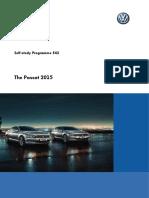 the Passat 2015