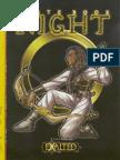 Exalted 1e, solar, caste book night, pdf, rpg