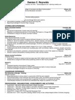 damian resume