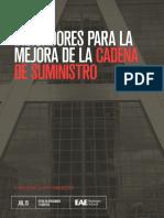 [eBook] SCM Indicadores Para La Mejora de La Cadena de Suministro eBook