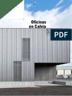 Oficinas en Calvia Pep Ripol Tectónica Detalles