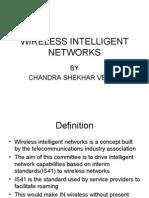 Wireless Intelligent ppt
