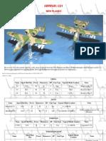 AirWar C21 - New Planes