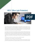 Curso luz azul  HEV +