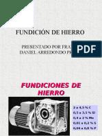 Fundicion de Hierro
