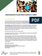 Volonterski Kamp
