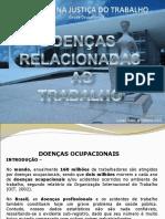 Doenas Relacionadas Ao Trabalho Percia MATERIAL BOM