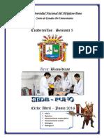 Cuadernillos Semana 5 Biomedicas