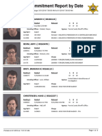 Peoria County Jail booking sheet 6/1/2016