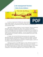 Centrul de Management Si Informarea Al Caii Ferate Din INDIA