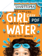 Girl Out of Water by Nat Luurtsema
