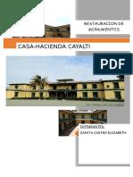 Casa Hacienda Cayalti