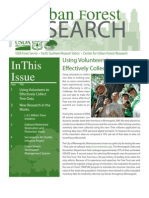 Center for Urban Forest Research Newsletter, Fall 2005-Winter 2006