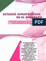 Hipertension arterial en el embarazo