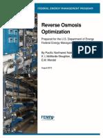 Ro Optimization
