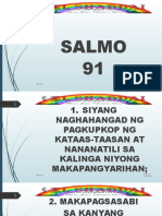 Salmo 91 & 2nd Chronicles 7,13-14