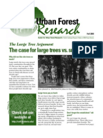 Center for Urban Forest Research Newsletter, Fall 2003