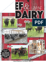 Beef & Dairy 2016