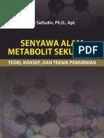 Senyawa Alam Metabolit Sekunder