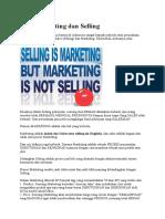 Beda Marketing Dan Sales