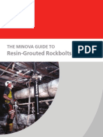 Resin Grouted Rockbolts Book Engl