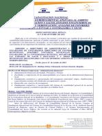 Capacitacion Nacional Contabilidad Gubernamental 11 y 12 de Octubre de 2012
