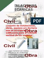 Expo Instalaciones Mecanicas