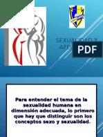 Sexualidad y Afectividad en La Adolescencia
